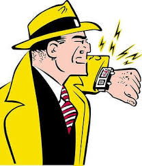 Image result for dick tracy watch phone