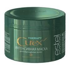 <b>Маска для</b> поврежденных волос <b>Estel</b> CUREX THERAPY ...
