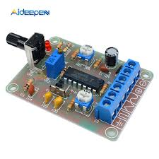DC 12V <b>ICL8038 Monolithic Function Signal</b> Generator Module Sine ...