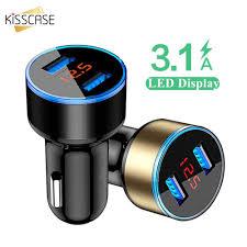 3.1A двойной USB <b>Автомобильное зарядное устройство</b> с ...