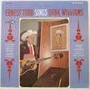 Ernest Tubb Sings Hank Williams album by Ernest Tubb