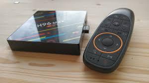 <b>H96 Max</b> Plus: обзор самого горячего TV Box / Проекторы, ТВ ...