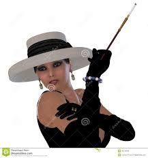 hollywood glamour: retro hollywood glamour retro hollywood glamour beautiful woman black dress hat gloves style old