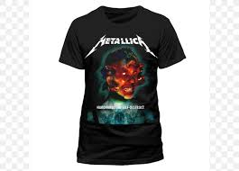 T-shirt WorldWired Tour Hardwired... To Self-Destruct <b>Metallica</b> PNG