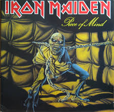 <b>Iron Maiden</b> - <b>Piece</b> Of Mind (1983, Gatefold, Vinyl) | Discogs