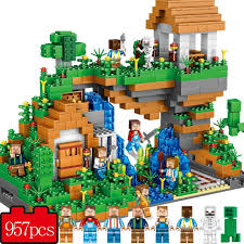 <b>Qunlong</b> My World Mini Figures Compatible Minecraft <b>City Building</b> ...