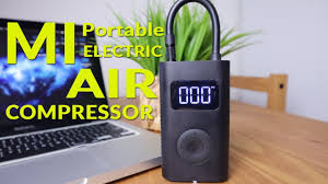 <b>Mi Portable Electric Air</b> Compressor - [Hot product in 2020] - YouTube