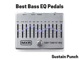 Bass <b>EQ</b> Pedals | <b>6</b> Best <b>Equalizer</b> Pedals for Bass <b>Guitar</b> (Review ...