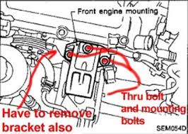 how to replace sr20 water pump front mount diagram