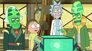 The Ricks Must Be Crazy - Wikipedia