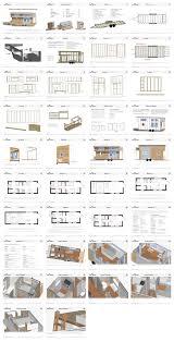 Our Tiny House Floor Plans  Construction PDF   SketchUp    The    Tiny Project Tiny House Construction Plans