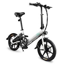 FIIDO D3 Smart Folding Electric <b>Bicycle</b> Moped E-<b>Bike</b> Mini ...