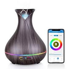 WiFi <b>Essential Oil</b> Diffuser, Maxcio <b>400ml</b> Smart <b>Aromatherapy</b> ...