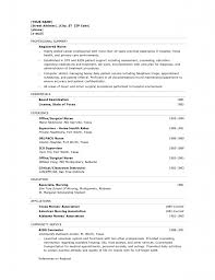 Resume Template For Nurses  resume template curriculum vitae     Rufoot Resumes  Esay  and Templates
