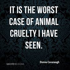 Animal Cruelty Quotes. QuotesGram