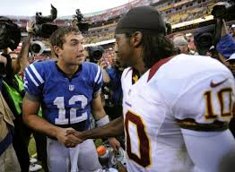 RG3 or Luck who will make a bigger impact this fantasy football season.