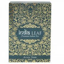 """<b>Чай India leaf</b> """"Ассам элит"""", <b>черный</b> среднелистовой, 100 гр ..."""