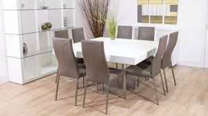 extendable dining table seats picture modern dining tables for  dining table seats  perfect as round