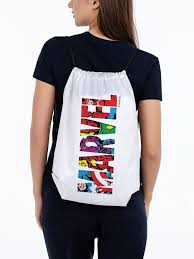 <b>Рюкзак Marvel Avengers</b>, белый