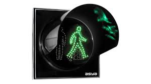<b>8</b>-<b>Inch</b> (<b>200 mm</b>) <b>LED</b> Dynamic Pedestrian Traffic Light - Lighting ...
