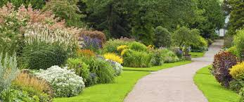 abc news fixer don t get ghosted by lawn scammers and other photo an undated stock photo of a garden in spring