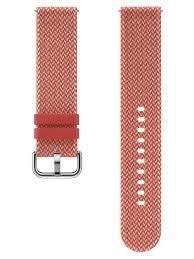 <b>Аксессуар Ремешок для Samsung</b> Galaxy Active Kvadrat Band Red ...