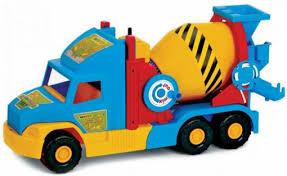 Вадер — <b>Super Truck</b> Бетономешалка (маленькая), <b>Wader</b> 36590 ...
