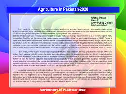 agriculture in welcome to pabic agriculture in 2020