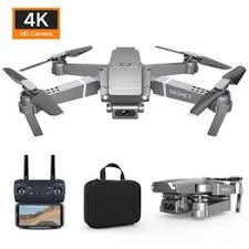 2020 New E68 WIFI FPV Mini Drone With Wide Angle HD 4K ... - Vova