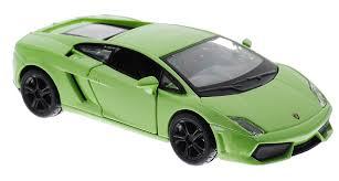 <b>Bburago</b> Модель автомобиля <b>Lamborghini Gallardo</b> LP 560-4 цвет ...