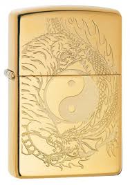 ROZETKA | <b>Зажигалка</b> Zippo <b>Tiger and Dragon</b> Design 49024 ...