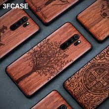 Деревянный чехол для Redmi Note 8, <b>чехол для Xiaomi Redmi</b> ...