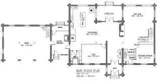 Log Home Floor Plan greater than square feet  sq ftElevation Floor Plan Upper Floor
