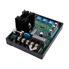 New <b>GAVR 8A</b> AVR Generator Automatic <b>Voltage Regulator</b> Module ...