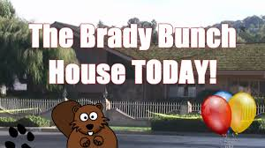 The Brady Bunch House Today    YouTube