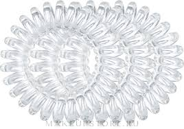 Invisibobble Power <b>Hair</b> Ring <b>Crystal</b> Clear - <b>Резинка</b> для волос ...