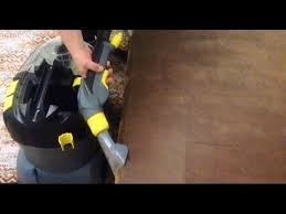 <b>Karcher Puzzi 8/1</b> - YouTube