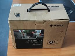 Обзор на Автомобильный <b>компрессор BERKUT R15</b>