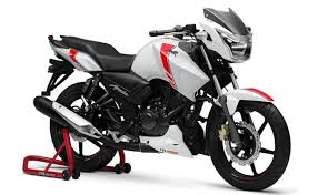 TVS Apache RTR 160 ABS Goes On Sale; Priced At Rs. 85,479 ...