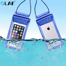 <b>OLAF</b> Universal Waterproof Case For iPhone X XS MAX 8 7 Cover ...