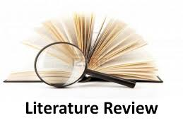 Image result for LITERATURE REVIEW
