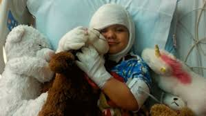 Image result for 6 year old girl shot in backyard