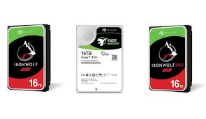 <b>Seagate</b> Announces Helium-based 16 TB <b>Exos</b> and IronWolf Hard ...