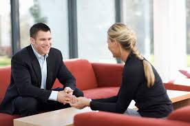 entry level job interview questions and answers job interview man and w article