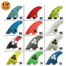 <b>Surf Fins FCS2 Fins G5</b>/<b>G7</b>/<b>G3</b> Light Blue FCS II Tri <b>fin</b> set Fiberglass ...