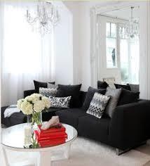 sofa ideas living room black