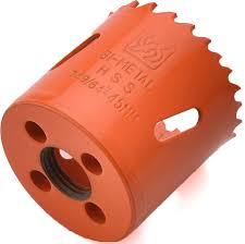 <b>Коронка</b> кольцевая Harden Bimetal, <b>60 мм</b>