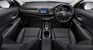 Comfort In Mind Adalah Honda HR-V