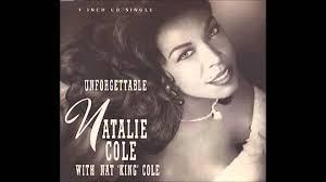 Bildergebnis für Natalie Cole mit «Unforgettable»