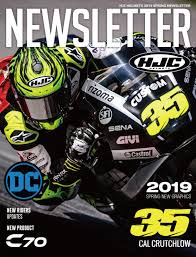 <b>2019 Spring</b> Newsletter by HJC Helmets - issuu